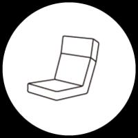 座椅子/フロアチェア