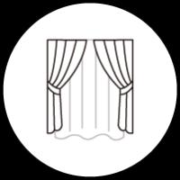 カーテンセット