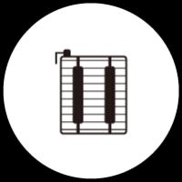 石英管タイプ